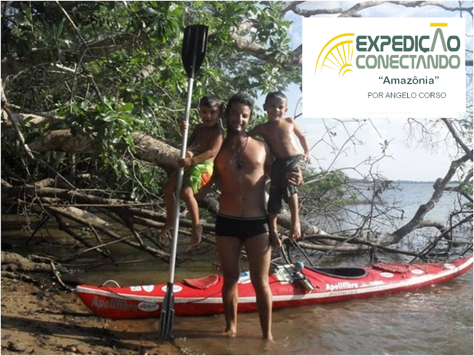 """Expedição Conectando """"Amazônia"""""""