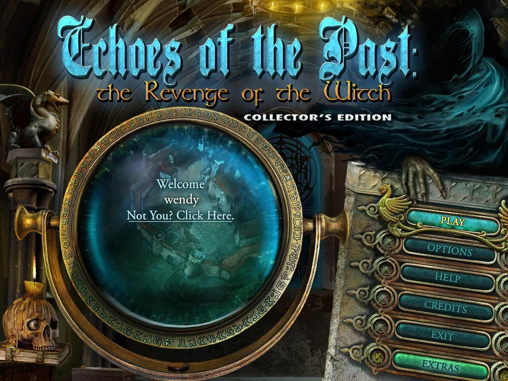 Echoes of the Past 4 The Revenge of the Witch CE - Wendy99