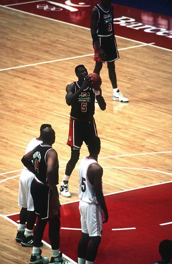 Dream Team, Barcelona 1992