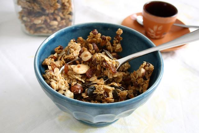 Ricetta muesli per colazione