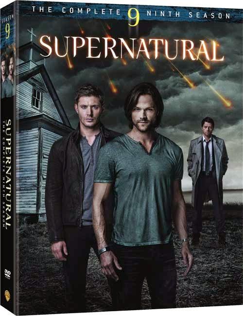 Supernatural 9ª Temporada Download