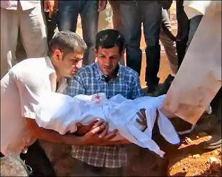 """ISIS """"Made In USA"""" Alan-funeral-Kobani-Syria"""