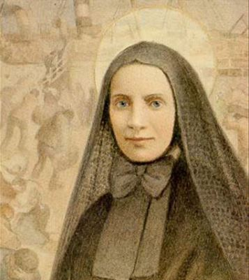 NOVEMBER 13 - ST. FRANCES XAVIER CABRINI