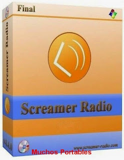 Screamer Radio Portable