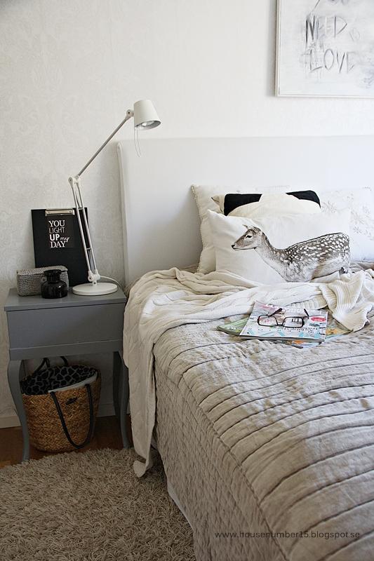 habitación estilo escandinavo