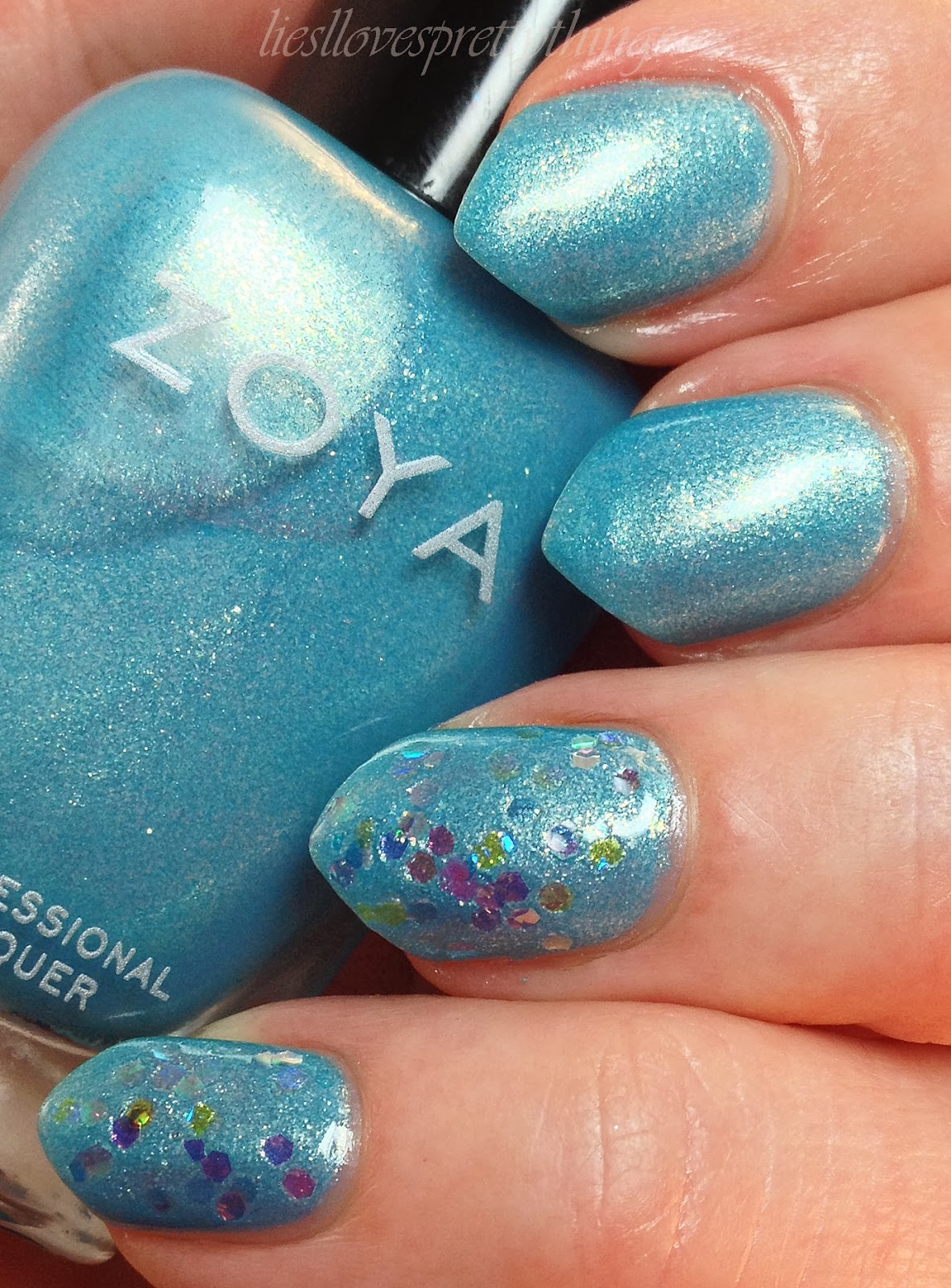 Zoya Rebel swatch and review
