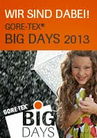 GORE-TEX Big days