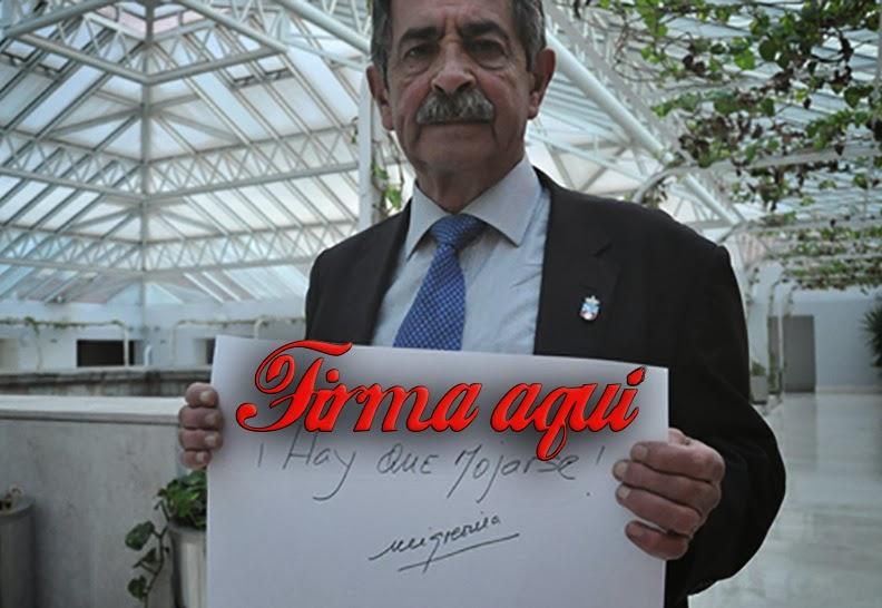 Apoyo al juez Elpidio Silva