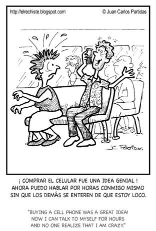 caricatura loco
