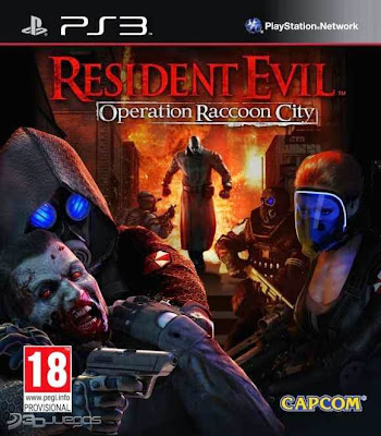 Resident Evil: Operation Raccoon City [PS3] [Español] [EUR] [4.01]