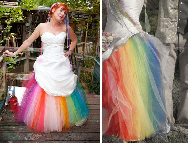 Matrimonio Tema Arcobaleno : Matrimonio arcobaleno organizzazione