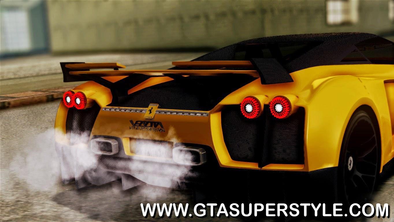 GTA SA - Ferrari Velocita 2013