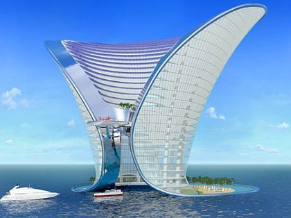 New 7 Star Hotel In Dubai