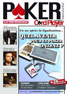 poker magazine mai