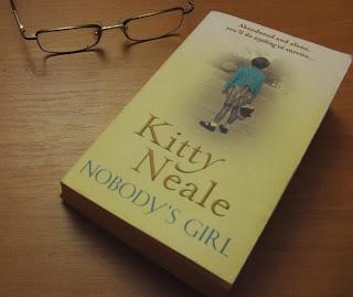 okładka książki Nobody's girl