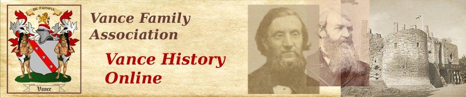Vance History Online