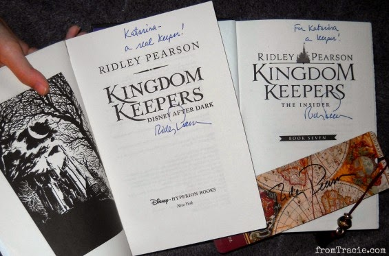 Books signed by Ridley Pearson
