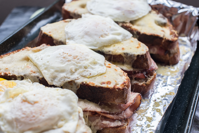 best croque madame recipe