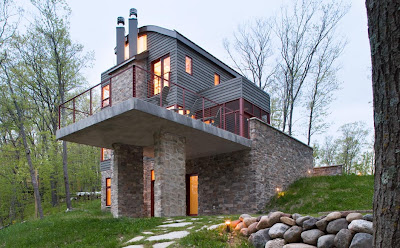Home built by SALA Architects