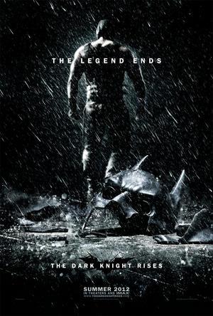 THE DARK KNIGHT RISES (Movie Poster)