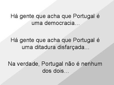 portugueses bobos