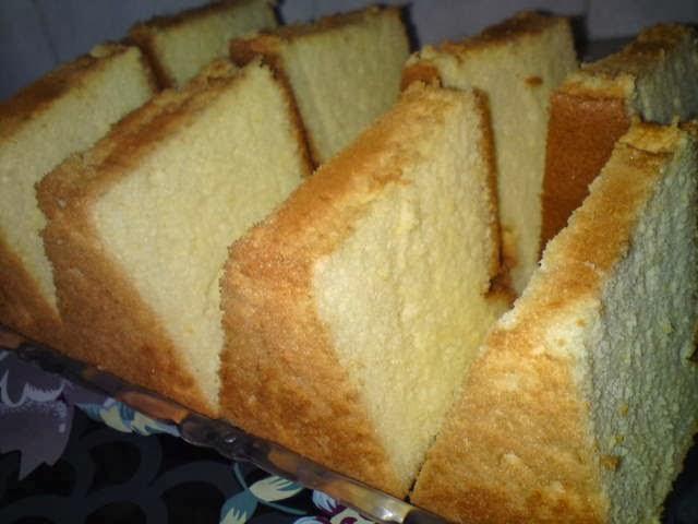 Chiffon Cake Flour