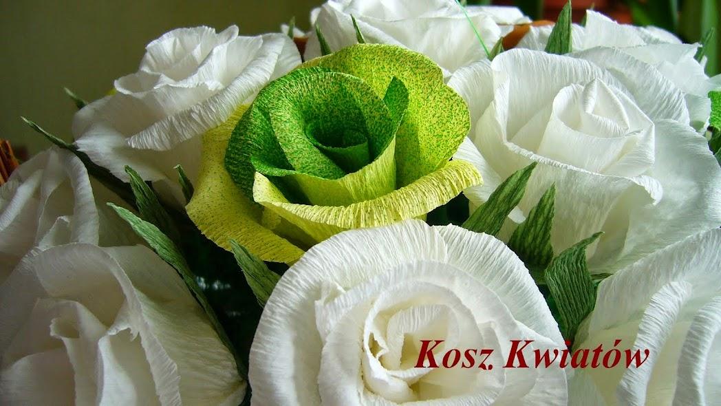 Kosz Kwiatów...