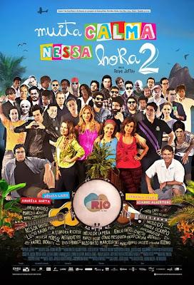 Muita Calma Nessa Hora 2 – Nacional