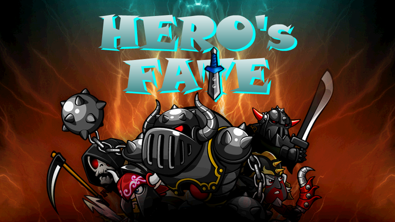 Hero's Fate Gameplay IOS / Android