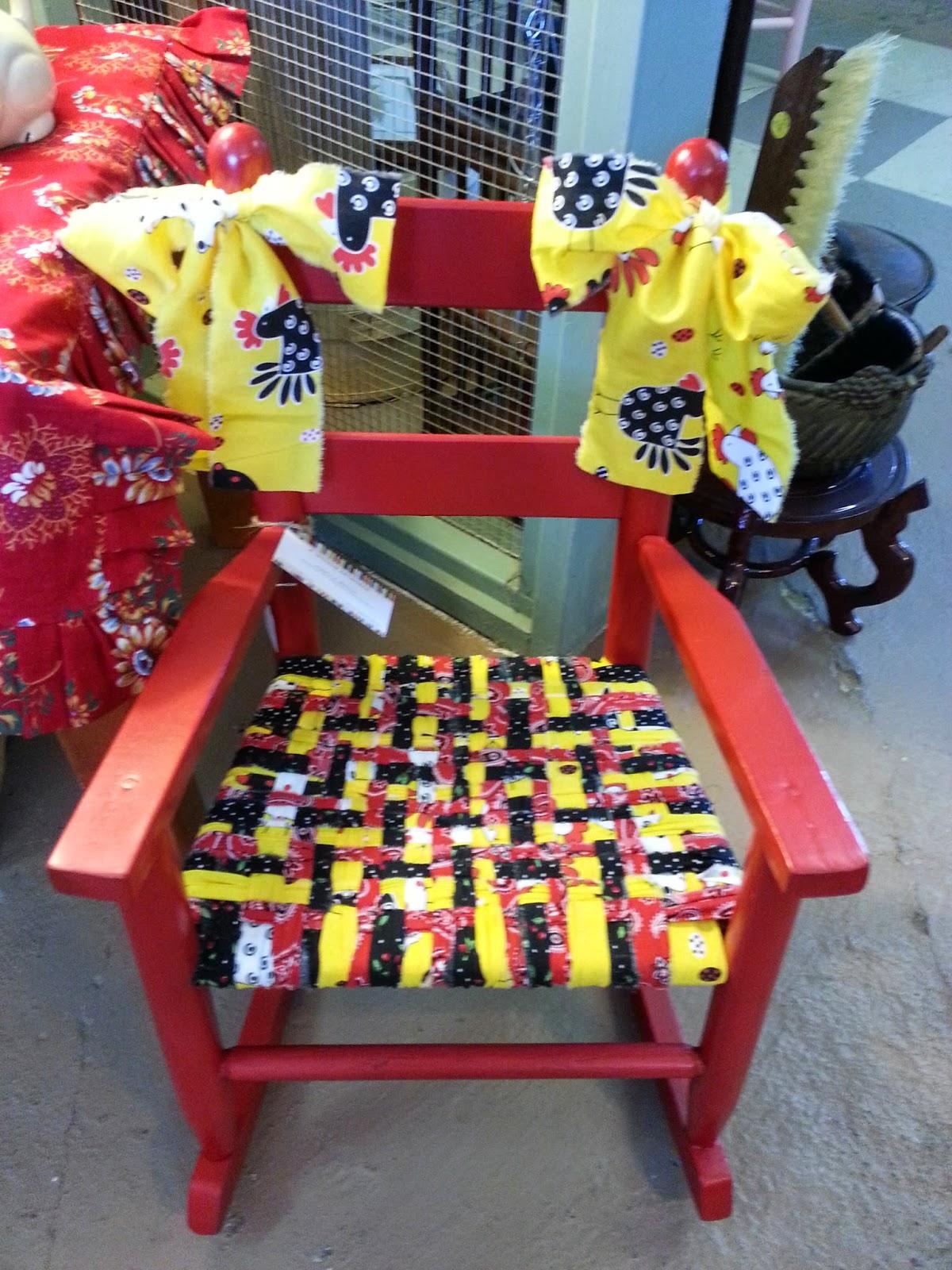 Childu0027s Rocking Chair