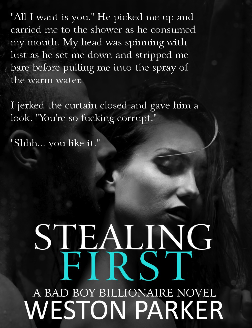 Stealing First Book Blitz