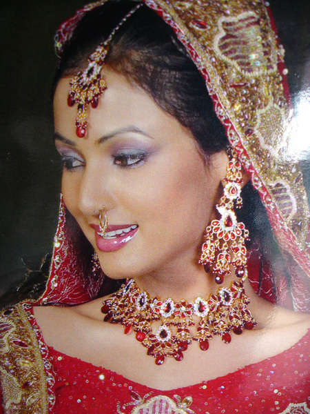 Ladies New Brands Indian Bridal Wedding Jewellery Sets Designs 2013