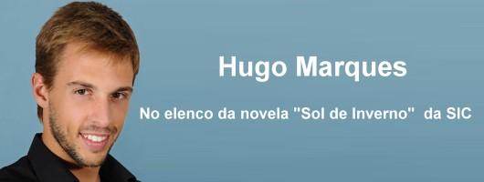 """48 Hugo Marques faz parte do elenco da novela """"Sol de Inverno"""" da SIC"""