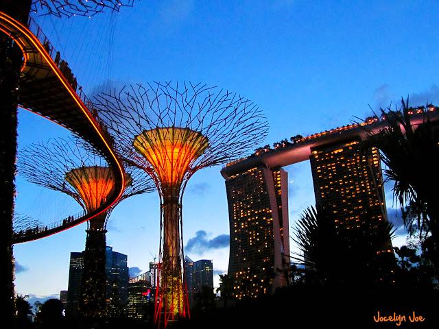 Tour du lịch Singapore 5N4Đ giá hấp dẫn từ Hà Nội.
