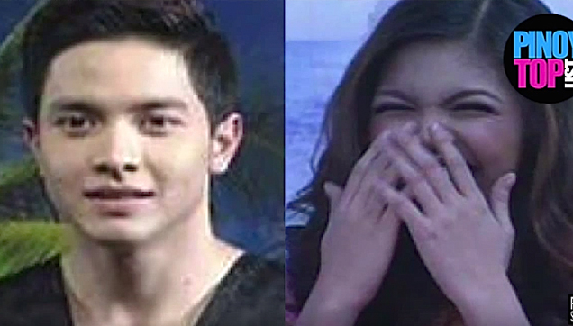 ALDUB First meeting in person