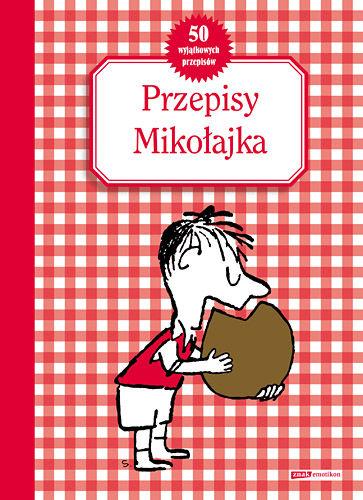 """René Goscinny, """"Przepisy Mikołajka"""""""