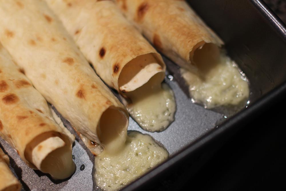 Рецепты из лаваша с разными начинками