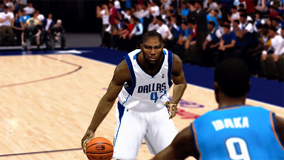 NBA 2K13 Elton Brand Mavs Player Update