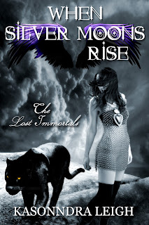 {Excerpt} When Silver Moons Rise by KaShonddra Leigh