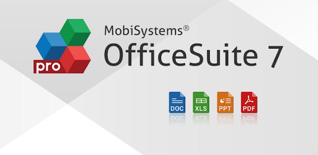 OfficeSuite Pro 7 Full Apk İndir