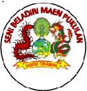 Lambang organisasi Perguruan Seni Beladiri Maen Pukulan Sabeni Tenabang