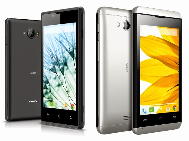 Lava Launches 5 Budget Smartphones in Iris Range