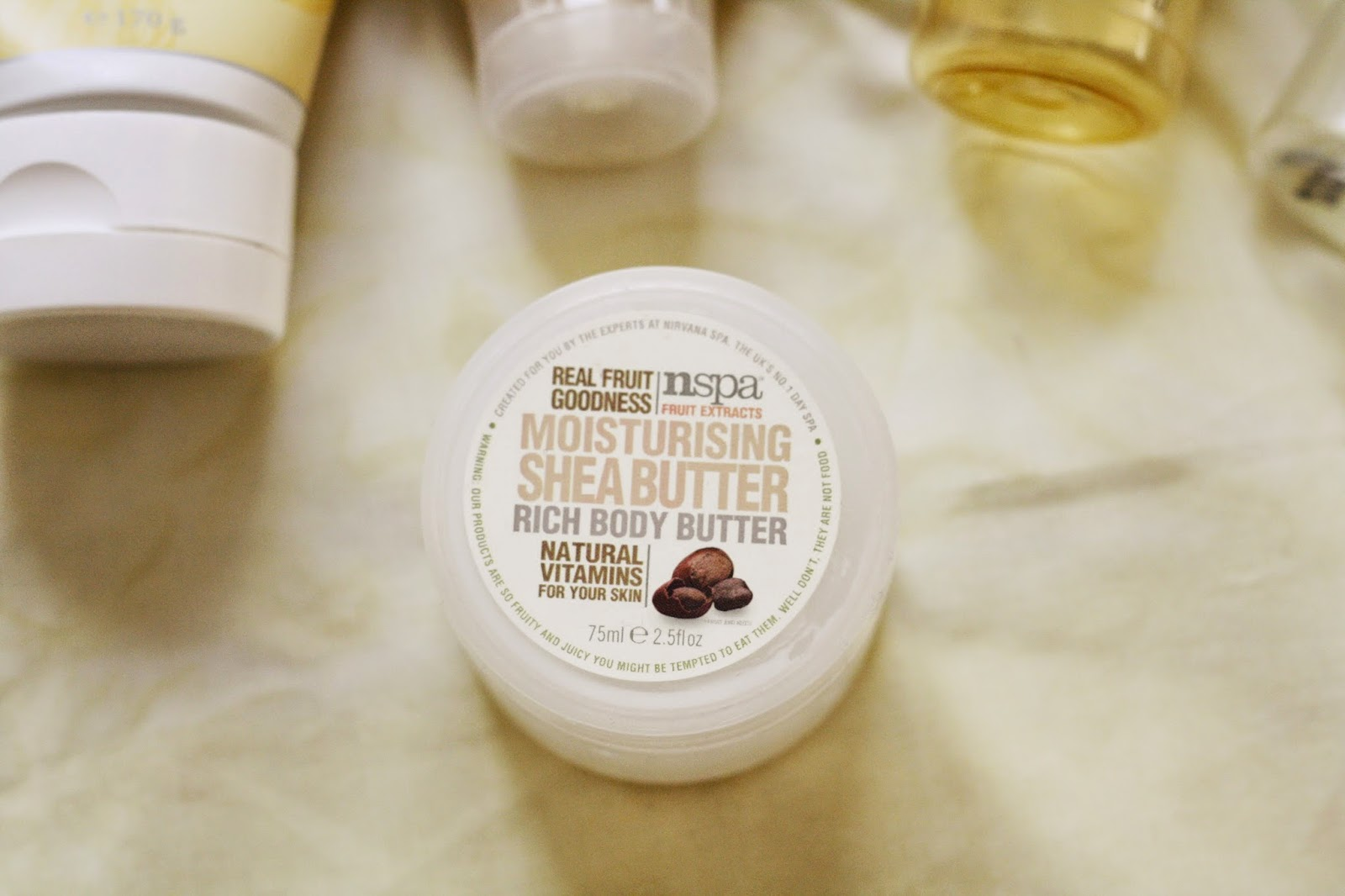 NSpa Body Butter Review