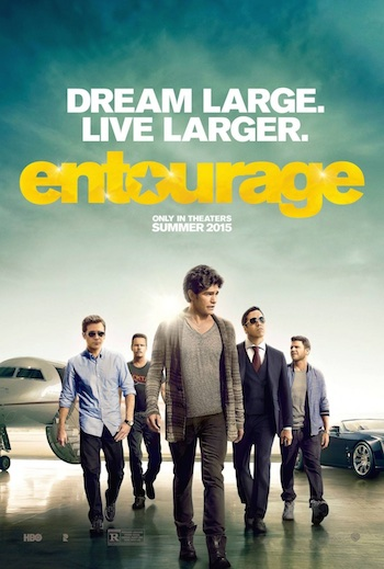 Entourage (2015) Full Movie
