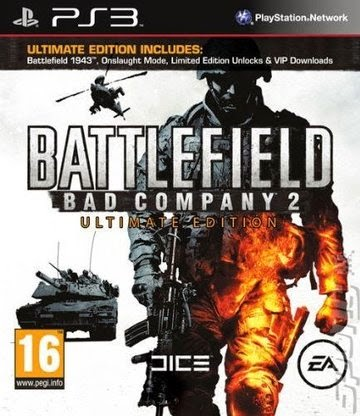 Battlefiel: Bad Company 2 PS3