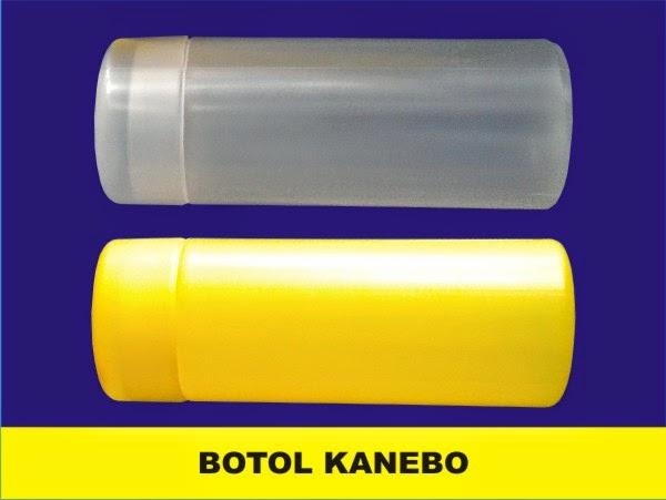 Jual Botol Kanebo Gepeng HDPE