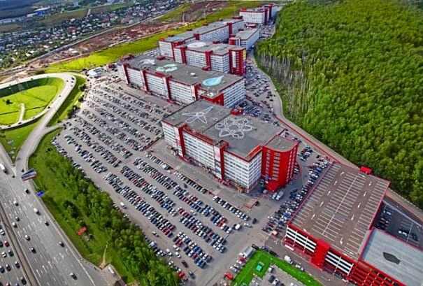 Бизнес-парк «Румянцево»