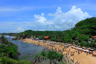 Pantai Indrayati 2013
