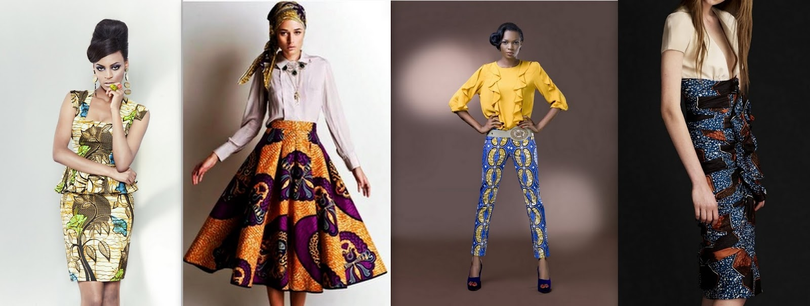 Modern African Clothing Designs