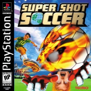 Download Game Super Shot Soccer PS1 PC (6MB)